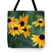 Glorious Garden Of Black Eyed Susans Tote Bag by Sabrina L Ryan