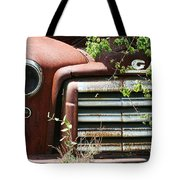 Gmc Grill Work Tote Bag by Kathy Clark