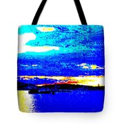Going Anywhere Tote Bag by Hilde Widerberg