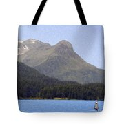 Going Where The Wind Blows Tote Bag by Jeff Kolker