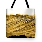 Gold Nugget Tote Bag by Sean Davey