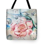 Golden Happy Times Tote Bag by PainterArtist FIN and husband Maestro