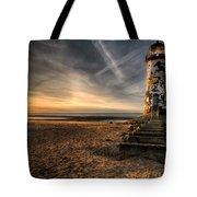 Golden Light Tote Bag by Adrian Evans