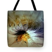 Golden Lily Tote Bag by Amanda Moore