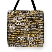 Gone Fishing 20130622bwwa85 Tote Bag by Wingsdomain Art and Photography