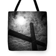Good Friday Tote Bag by Caitlyn  Grasso