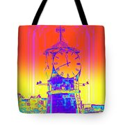Good Time Tote Bag by Hilde Widerberg