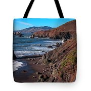 Gorgeous Sonoma Coast Tote Bag by Garry Gay