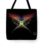 Gossamer Wings Tote Bag by Greg Moores