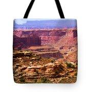 Grand Canyon Of Utah Tote Bag by Adam Jewell