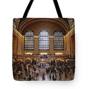 Grand Central Tote Bag by Andrew Paranavitana