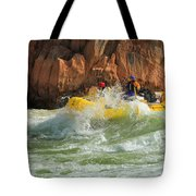 Granite Rapids Tote Bag by Inge Johnsson