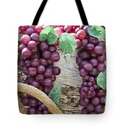 Grapes Tote Bag by Tim Hightower