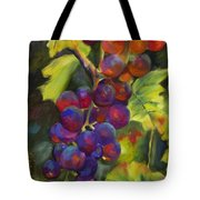 Grapevine Tote Bag by Chris Brandley