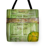 Grass Greats Tote Bag by Elaine Duras