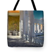Greek Theatre 2 Tote Bag by Angelina Vick