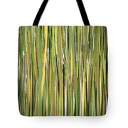 Green Melodies Tote Bag by Lourry Legarde