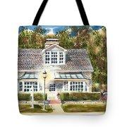 Greystone Inn II Tote Bag by Kip DeVore