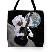 Ground Control to Major Tom Tote Bag by Nikki Marie Smith