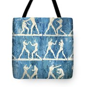 Grudge Match Tote Bag by Aged Pixel