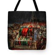 Grunge Art Part Ix - Resting Tote Bag by Erik Brede