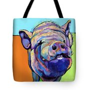 Grunt    Tote Bag by Pat Saunders-White