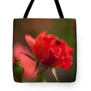 Guest Of The Queen Tote Bag by Mike Reid