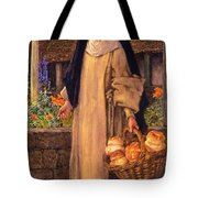 Guinevere Tote Bag by Eleanor Fortescue Brickdale