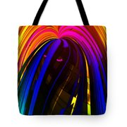 Hair Tote Bag by Cheryl Young