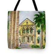 Hanford - California Sketchbook Project Tote Bag by Irina Sztukowski