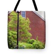 Hanging Around Tote Bag by K Hines