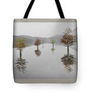 Hanging Garden Tote Bag by Debra and Dave Vanderlaan