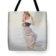 Happy Days  Tote Bag by Hector Caffieri