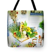 Happy Thoughts Tote Bag by Steve Taylor