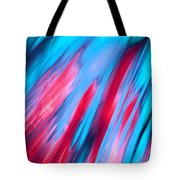 Happy Together Left Side Tote Bag by Dazzle Zazz