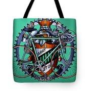 Harry Quinn Tote Bag by Mark Howard Jones