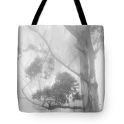 Haunted Forest Tote Bag by Jenny Rainbow