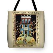 Hawthorne Knoll Tote Bag by Catherine Holman