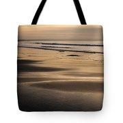 Hazy Croyde Tote Bag by Anne Gilbert
