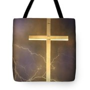 He Has Risen Tote Bag by James BO  Insogna