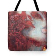 Head Tote Bag by Graham Dean