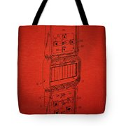 Head To Head Football Classic Electronic Toy Tote Bag by Edward Fielding