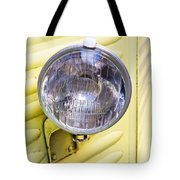 Headlight Tote Bag by Tom Gowanlock