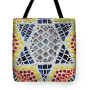 Healing Star Tote Bag by Lisa Brandel