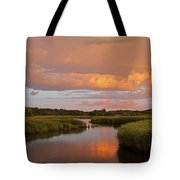 Heaven on Earth Tote Bag by Juergen Roth