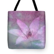 Heavenly Petals Tote Bag by Betty LaRue