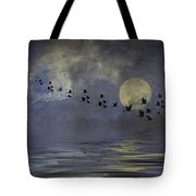 Heavens Gate Tote Bag by Diane Schuster