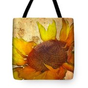 Helianthus Tote Bag by John Edwards
