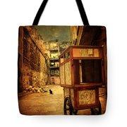 Helldorado Tote Bag by Taylan Soyturk