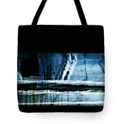 Her Watery Grave Tote Bag by Theresa Tahara